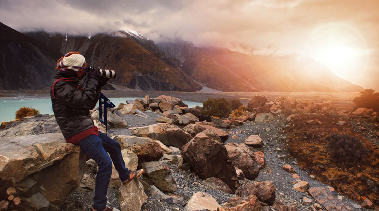4 Simple Steps to Improving Your Photography Skills