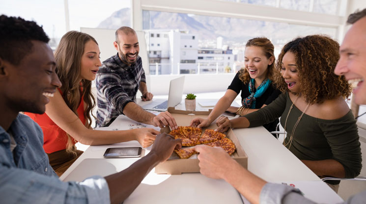The Breakroom as a Social Hub