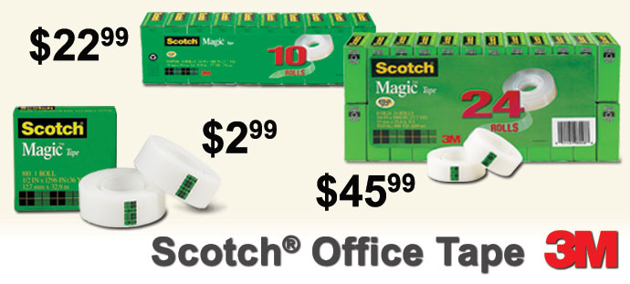 3M - Scotch® Magic™ Tape