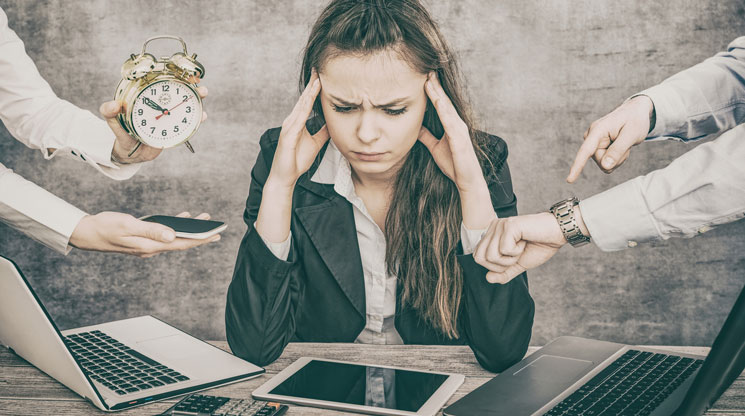 What To Do If You Feel Overwhelmed at Work