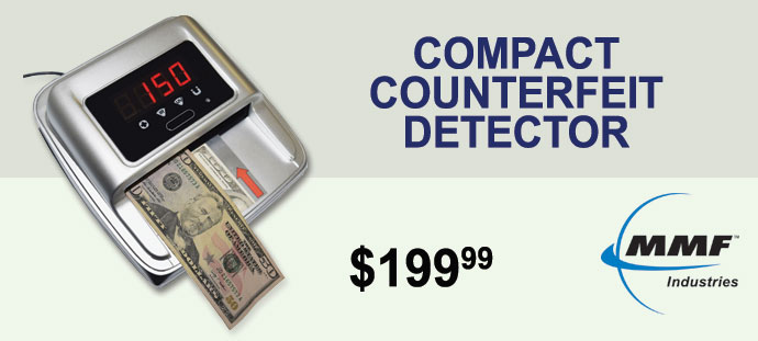 MMF - Compact Counterfeit Detector