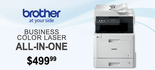 Brother - Business Color Laser All-in-One