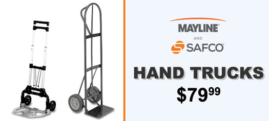 Safco-Mayline - Hand Trucks
