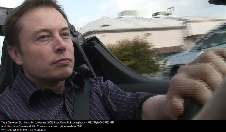 Innovative Trailblazers: Elon Musk