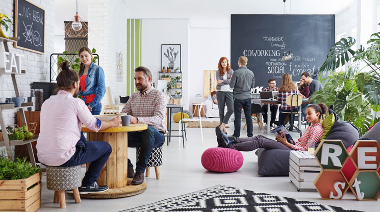 How to Design a Workplace that Inspires Productivity 2