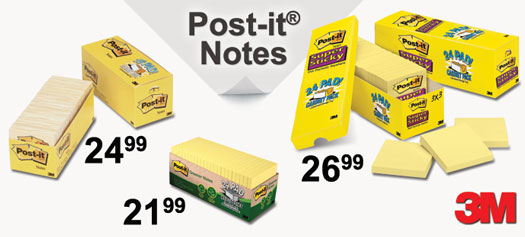 3M - Post-it® Notes