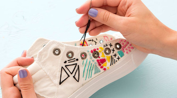 Celebrate National Embroidery Month With These Fun Projects