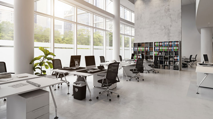 What Office Design Concepts Are Ready for Retirement?