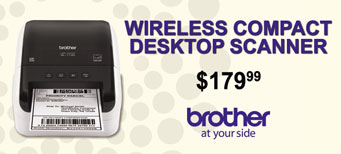 Brother - Wide Format Professional Label Printer