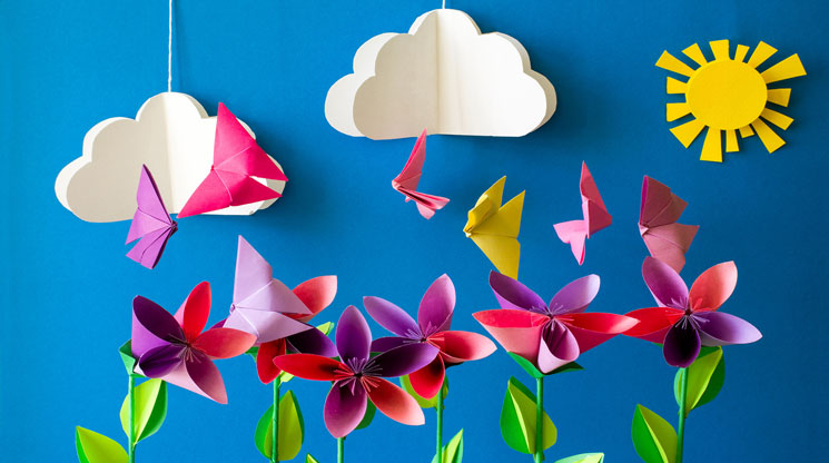 DIY Paper Crafts Anyone Can Make